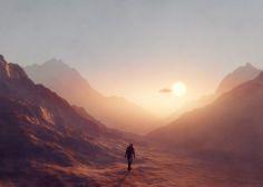 Un sénateur américain a demandé à la Nasa si une civilisation extraterrestre avait existé sur Mars il y a quelques milliers d'années