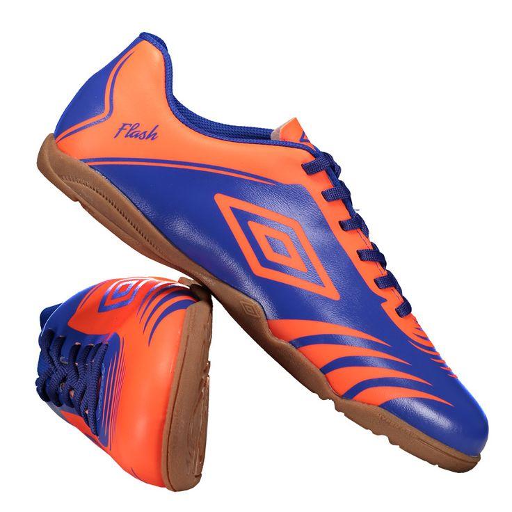 Chuteira Umbro Flash Futsal Azul Somente na FutFanatics você compra agora Chuteira Umbro Flash Futsal Azul por apenas R$ 79.90. Futsal. Por apenas 79.90
