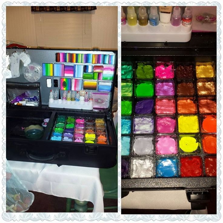 17 best ideas about face painting supplies on pinterest for Face paints supplies