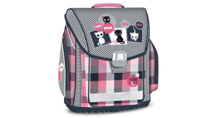 Think-Pink Kompakt easy Iskolatáska -
