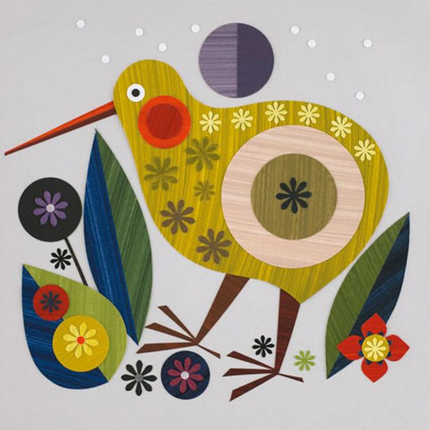 Kiwi by Ellen Giggenbach. Available from Image Vault Ltd