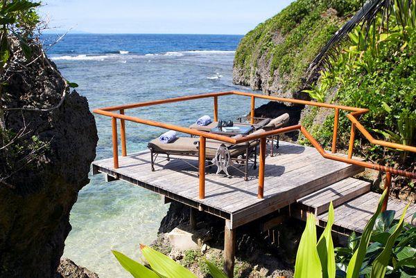 Afternoon sunbathing...Fiji style  #namaleresort #yourfavourite getaway