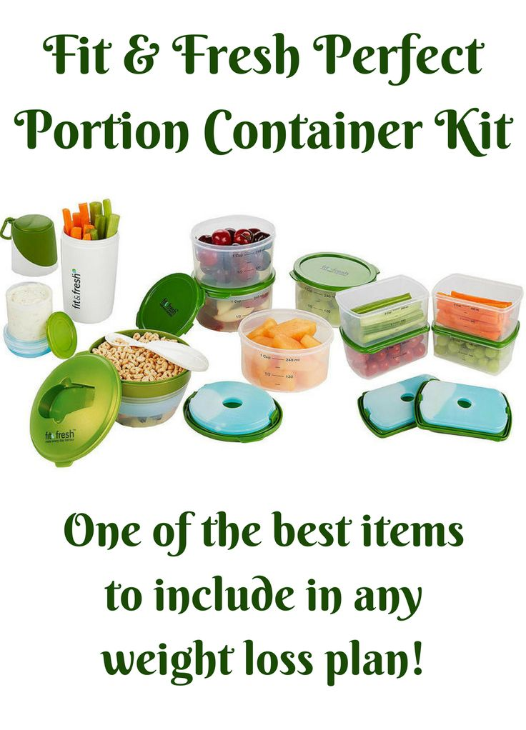 One of my biggest problems with losing weight is portion sizes. With this container kit I could pack the perfectly portioned lunch. Transports & keeps meals fresh, containers & lids are microwave safe, BPA-free, nontoxic & has reusable ice packs. #ad | weight loss | get healthy | food portions