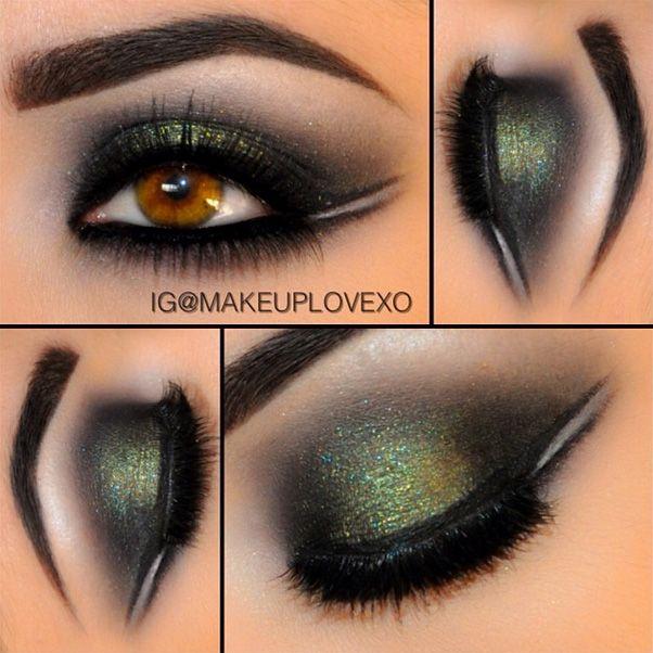 12 Easy Prom Makeup Ideas For Brown Eyes Makeup Makeup Makeup
