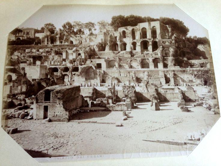 Usa, l'Italia del '900 negli scatti ritrovati: l'album di viaggio ha un secolo palazzo dei Cesari