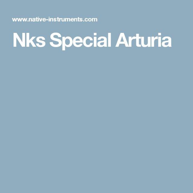 Nks Special Arturia
