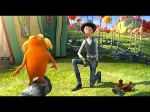Película de animación Lorax