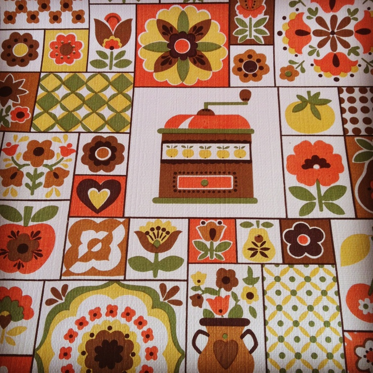 17 best images about spice of life collection on pinterest for Thick kitchen wallpaper