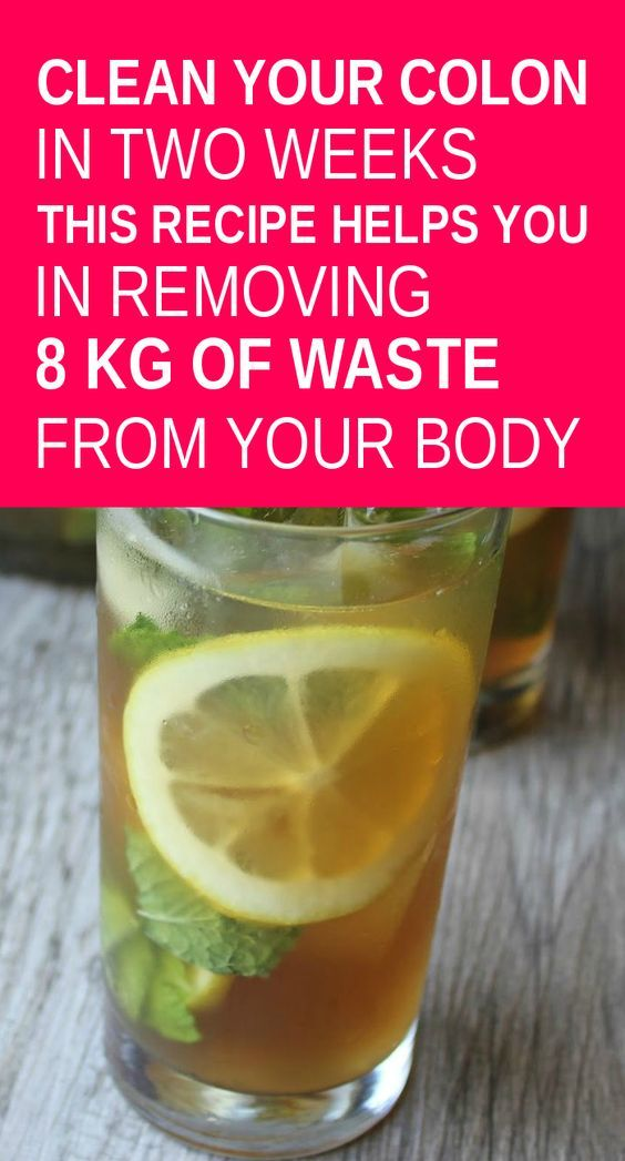 This Drink Helps Clean Your Colon. The colon is the final part of the large intestine. This serves several important functions in the body. It controls the water balance, aids digestion and helps to keep the immune system strong.