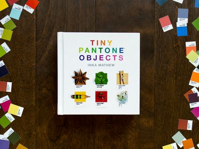 Tiny Pantone Objects Book