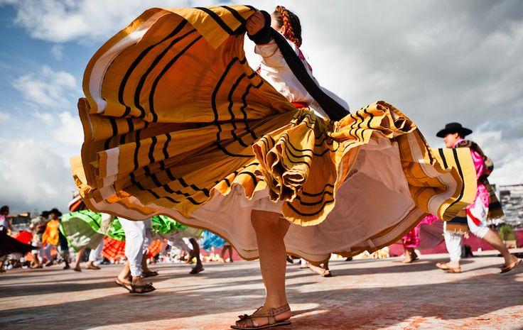 Oaxaca te invita a la Guelaguetza | Marco Beteta