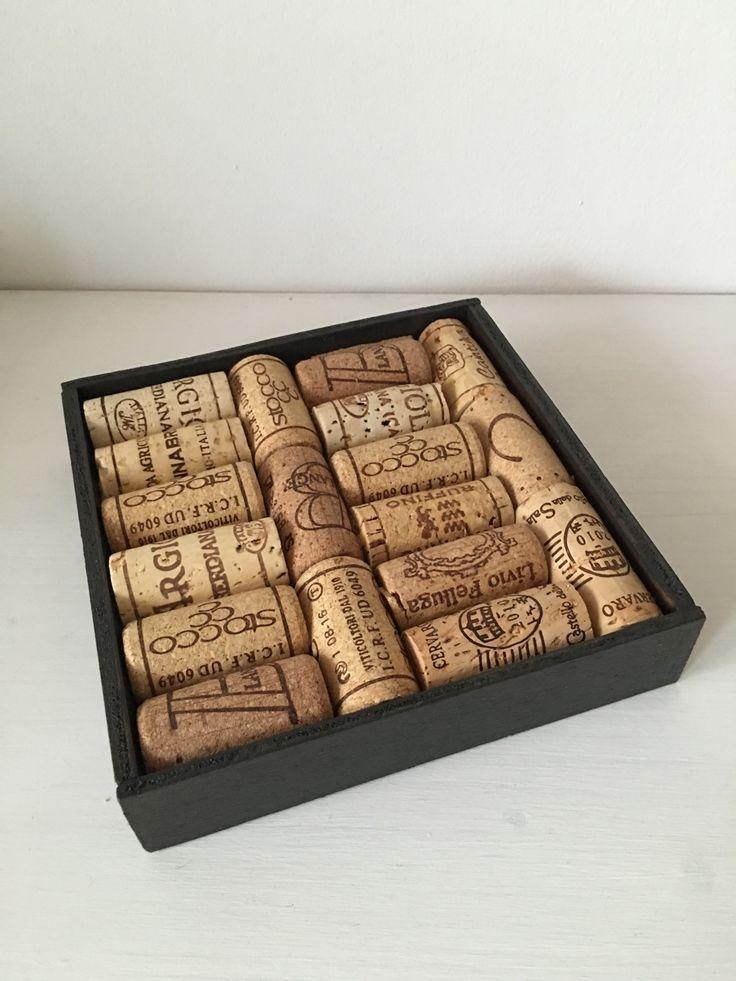 Cork tray!
