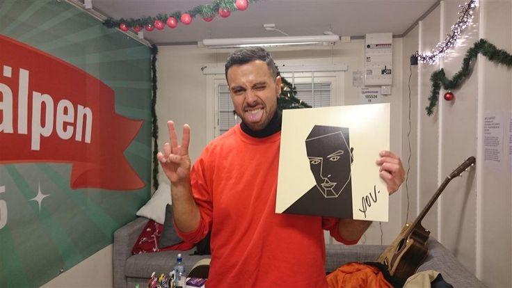 XOV meet & greet + signerad vinyl på Tradera.com - Välgörenhetsannonser