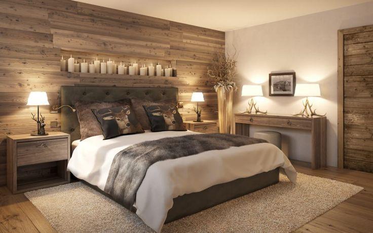 Hotel arlberg jagdhaus: schlafzimmer von go interiors gmbh,landhaus