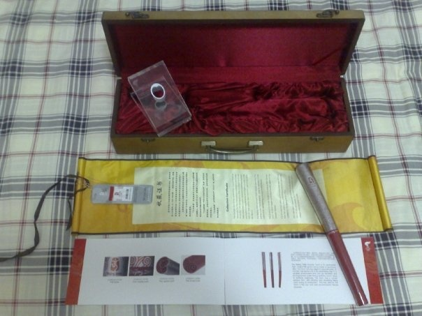 Licensed Replica of the Beijing 2008 Olympics Torch