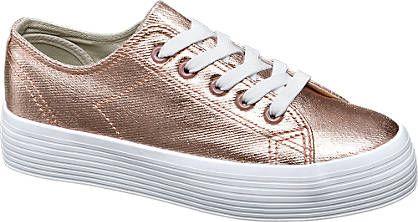 Sneaker von Vty in rosegold - deichmann.com