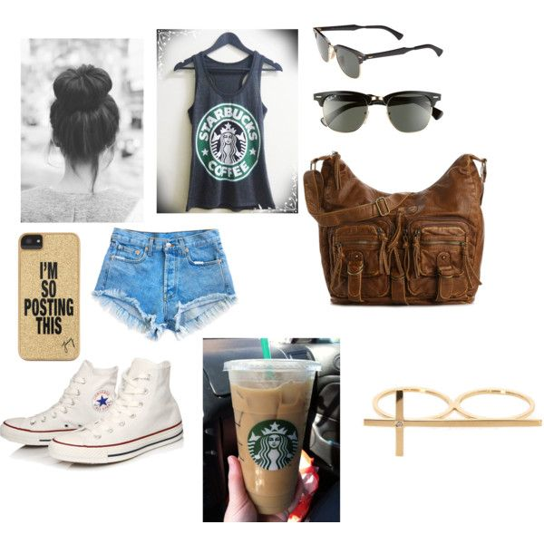 """Common White Girl A.K.A Me!!!"" by abby-k-mahone on Polyvore"