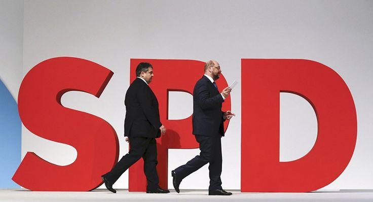 """Bundesaußenminister Sigmar Gabriel hat den Vorschlag von SPD-Chef Martin Schulz, bis 2025 die Vereinigten Staaten von Europa zu gründen, gegen die Kritikwelle seitens der Union verteidigt. Der von Schulz vorgeschlagene Plan habe zum Ziel, Europa zur """"Interessenvertretung der Bürgerinnen und Bürg..."""