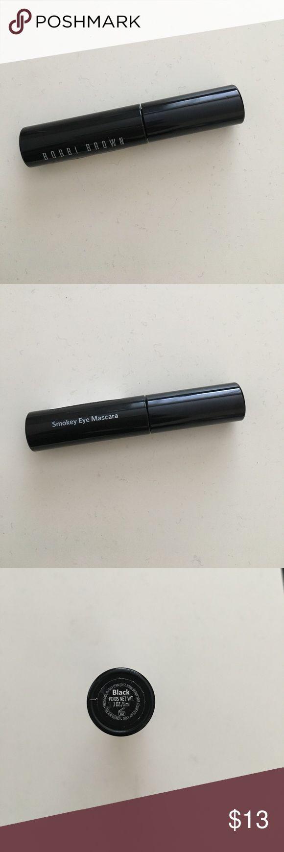 bobbi brown smokey eye mascara 3ml travel size. Brand new Bobbi Brown Makeup Mascara