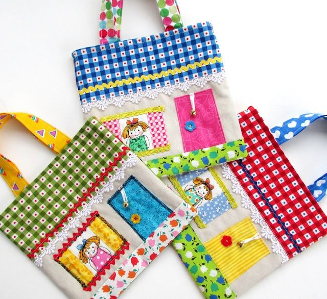 little house totes