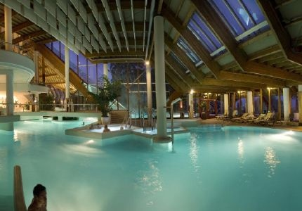 Thermae 2000 wellness center - Valkenburg, The Netherlands http://taylorineurope.blogspot.com/2009/04/you-dont-want-duck.html