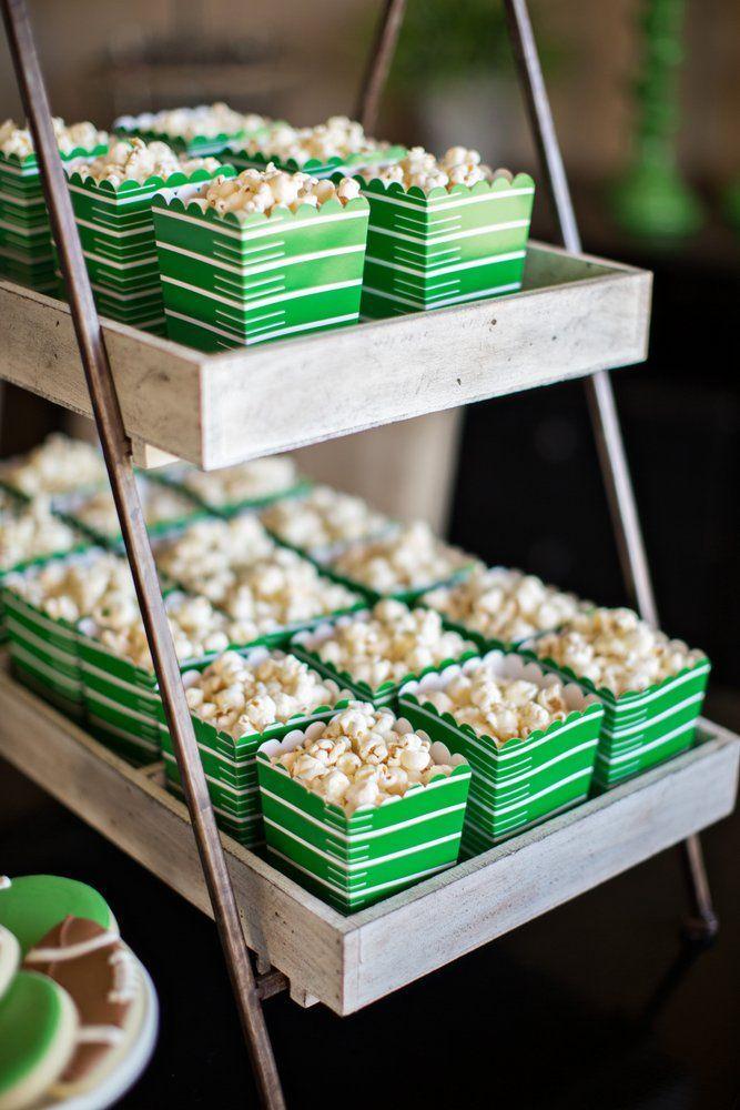Popcorn! #Tailgating