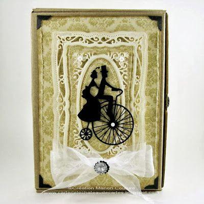 Pour un 50ième anniversaire de mariage. Création de Kasimodo. For a 50th wedding anniversary. Created by Kasimodo.