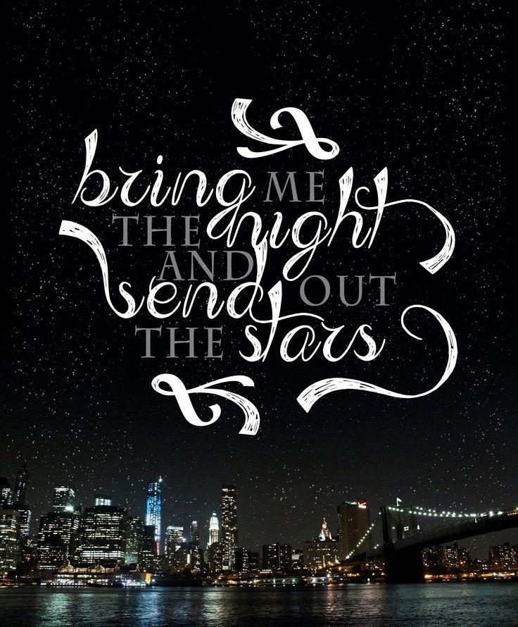 Lyrics of send me an angel