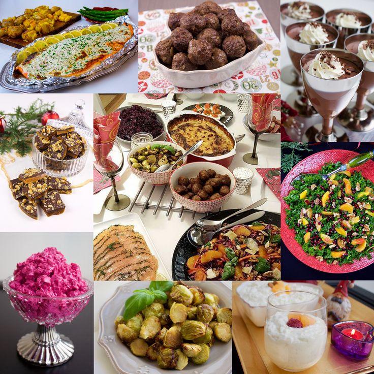 Denna veckas matsedel är laddad med recept på julens läckerheter och här hittar du massa inspiration till julbordet. Skrolla ner och låt dig inspireras. För att komma till recept klickar du på rättens namn.Kram 😀 Extra krämig Janssons frestelse Köttbullar Kikärtsbollar Brysselkål med parmesan och vitlök Grönkålssallad Rödbetssallad Rödkålssallad Rödkål Hel laxsida i ugn Ugnsbakad laxfilé Hel lax med färskost Ruska salata Lammstek Ris alámalta Risgrynsgröt med saftsoppa Drömstadslimpa…
