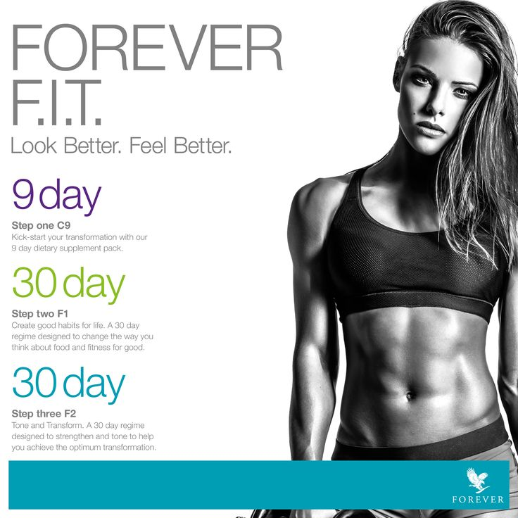 Kick start your fitness regime with this Forever Fit programme. 60 Day Money Back Guarantee