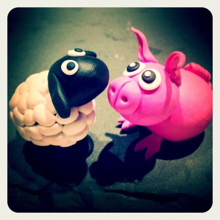 Sheep & Pig