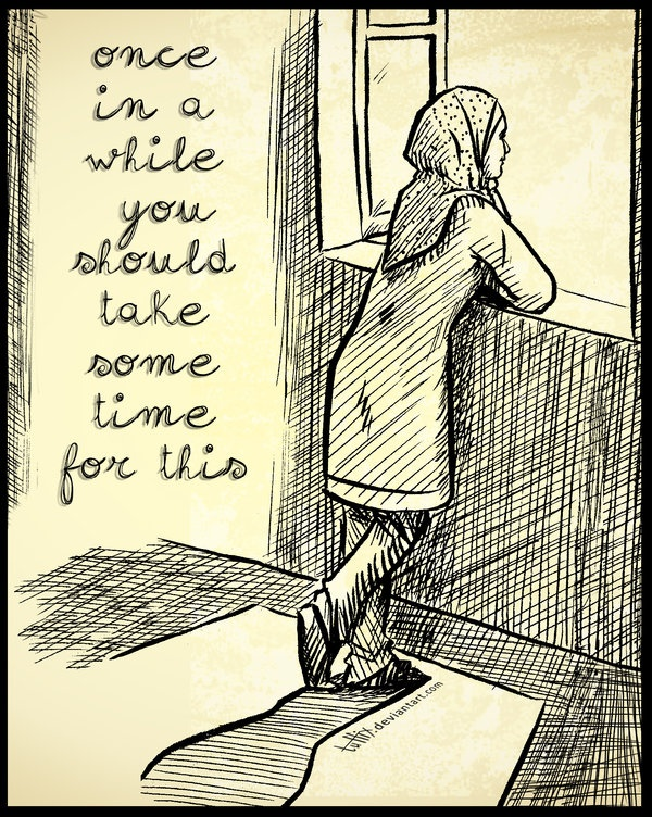 Take some Time by tuffix.deviantart.com