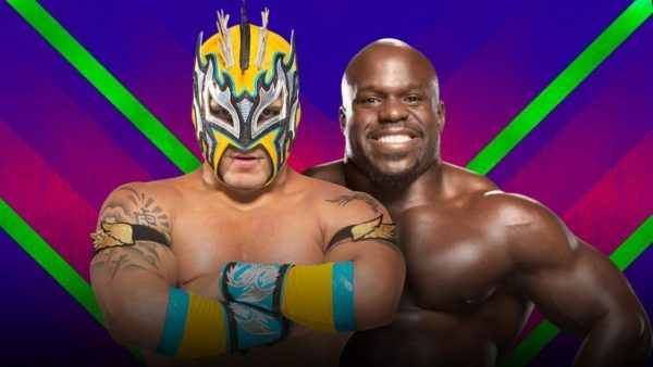 Kalisto Defeats Apollo Crews To Disappointment Of Titus O'Neill In Kickoff Match At WWE Extreme Rules #business