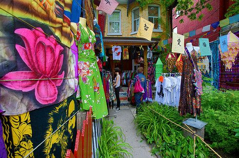 Kensington Market, Toronto | 14 Mind-Blowing Things To See In Canada That Aren't Trees Or Mountains