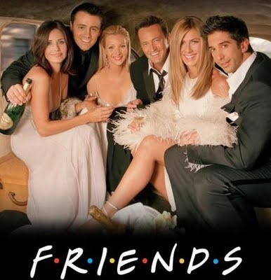 Friends-my all time favorite show