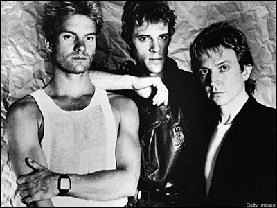 images of sting and the police | the police were an english rock band from london formed in 1977 the ...