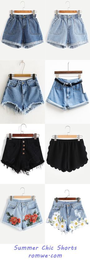 Summer Fashion & Cozy Bottoms from romwe.com