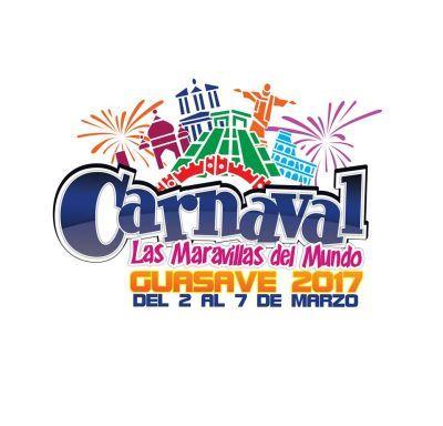 Ven y Disfruta del Carnaval Guasave 2017 Las Maravillas del Mundo #DeFeriaenFeria