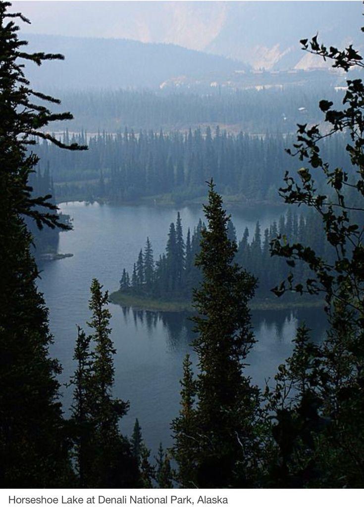 Hosreshoe Lake Alaska