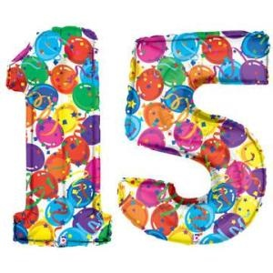happy 15th work anniversary