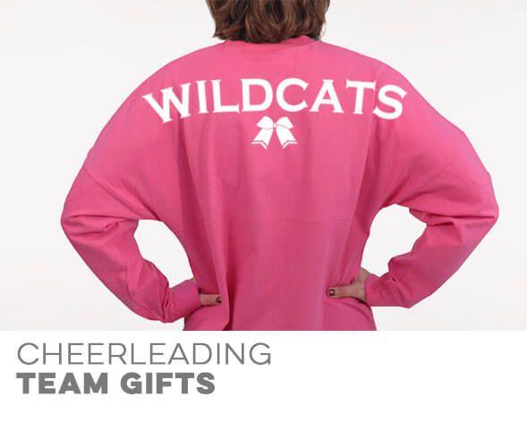 Cheerleading Team Gifts