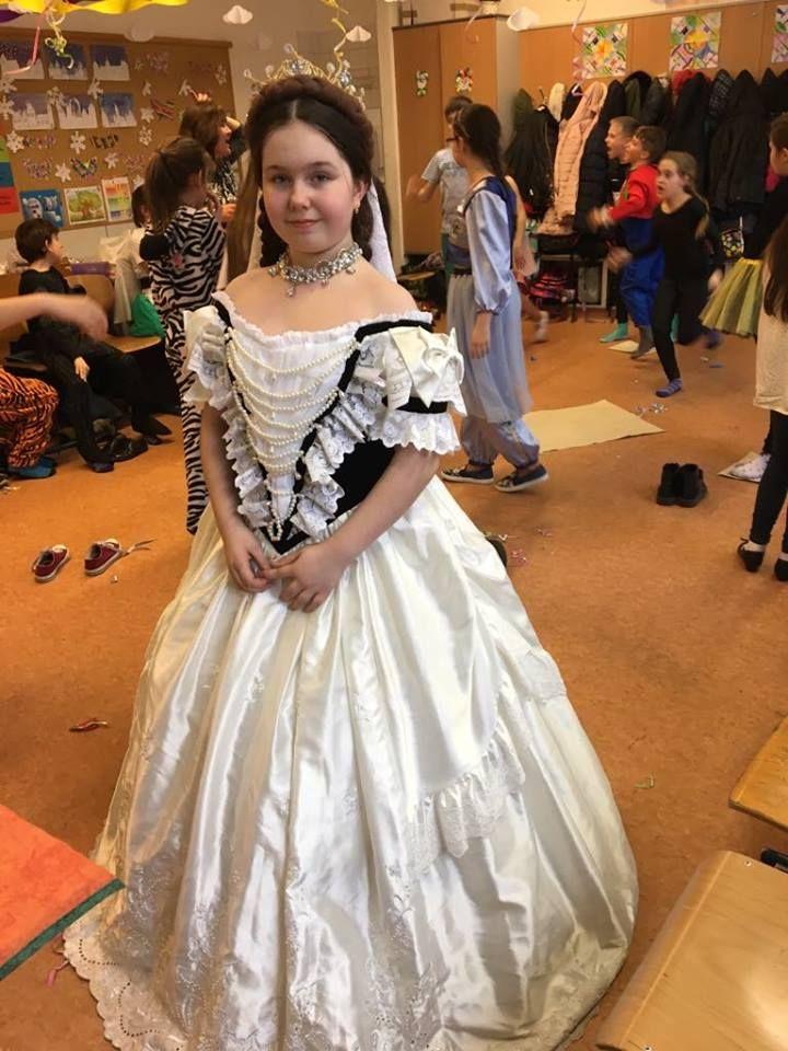 Empress Elisabeth of Austria / Sissi dress ..my creation