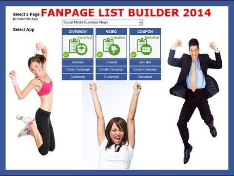 http://socialmediabusinessnews.com/fanpage-list-builder-review/ This is a quick Fanpage List Builder Review which highlights all the amazing capabilities of this Вlow Your Socks off・software which will certainly Shake your tree!