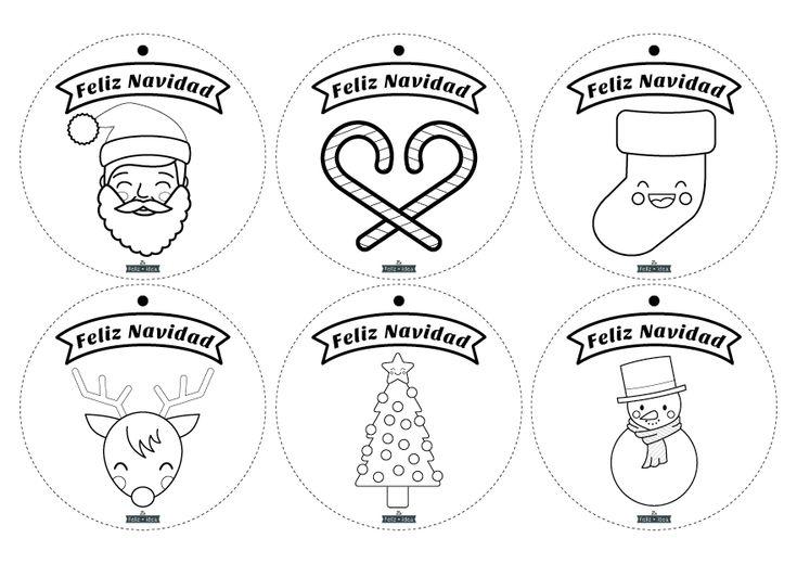 Mejores 15 imágenes de navidad diseno en Pinterest | Navidad, Feliz ...