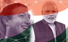 Mark Zuckerberg tells India's visiting leader of his spiritual trip  to countryhttp://goo.gl/62leM7