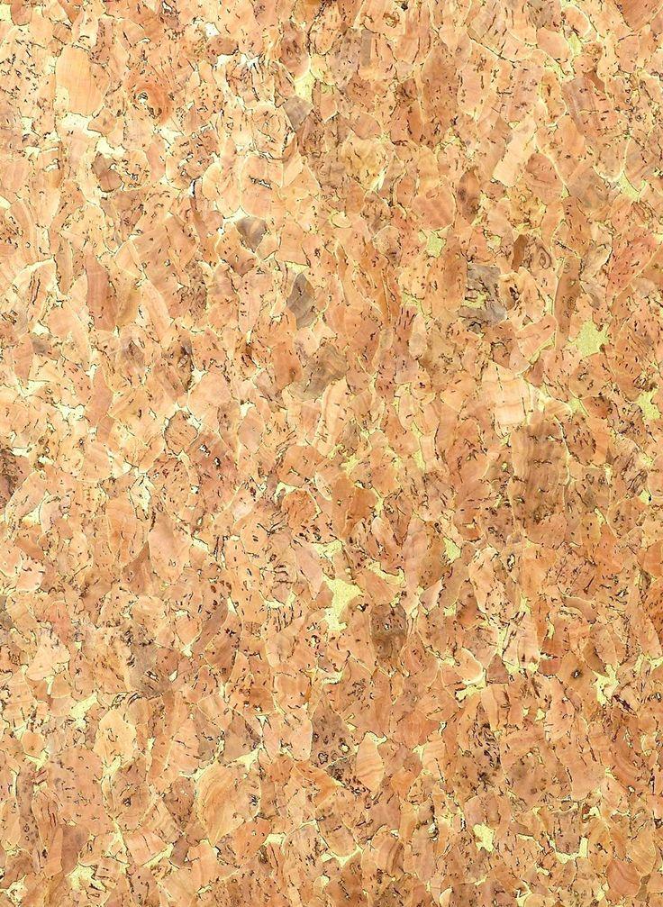 Kork-Tapete, Naturkork. Gold.: Amazon.de: Baumarkt