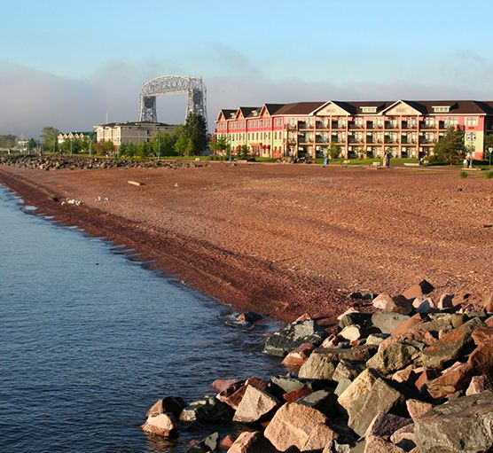 Best Hotels In Canal Park Duluth Mn