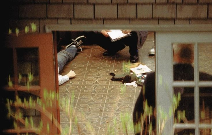 kurt cobain death images | Kurt Cobain death scene photographs released