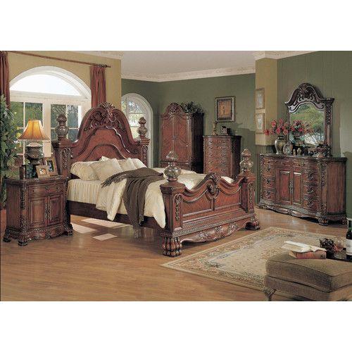 A R T Old World Estate Bedroom Set: 25 Best Images About Bedrooms On Pinterest
