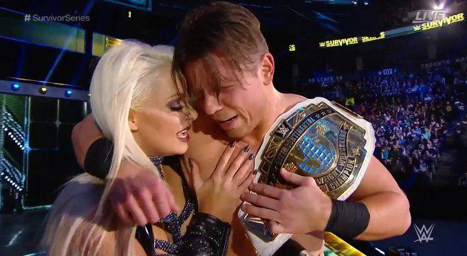 The Miz Retains The Intercontinental Championship At WWE Survivor Series